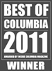 Best of Columbia 2011 Winner