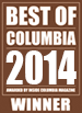 Best of Columbia 2014 Winner